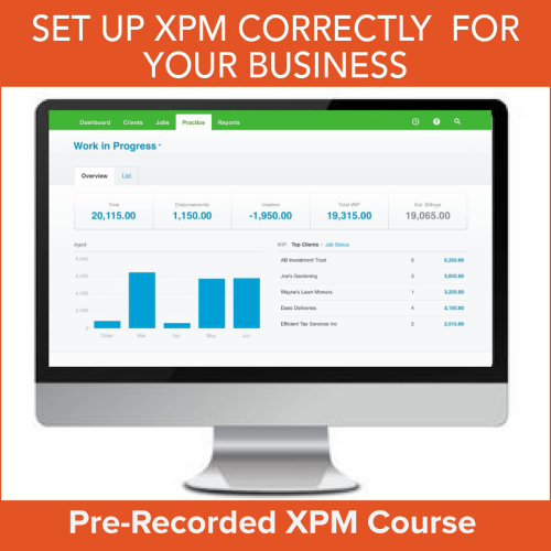 Pre-recorded XPM Course