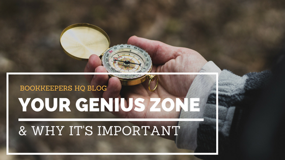 YOUR GENIUS ZONE & WHY IT'S IMPORTANT