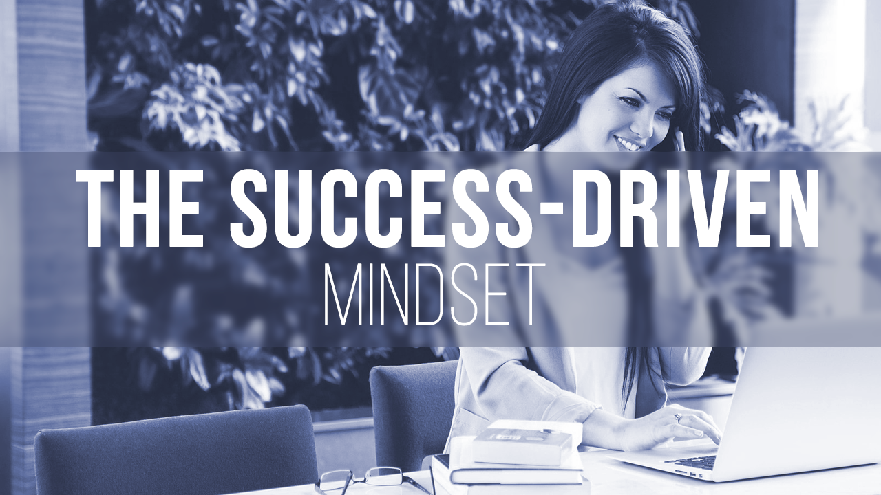 THE SUCCESS DRIVEN MINDSET